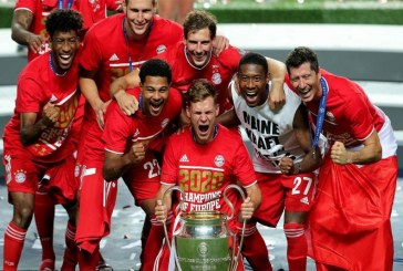 Bayern Múnich, campeón invicto de la Champions League