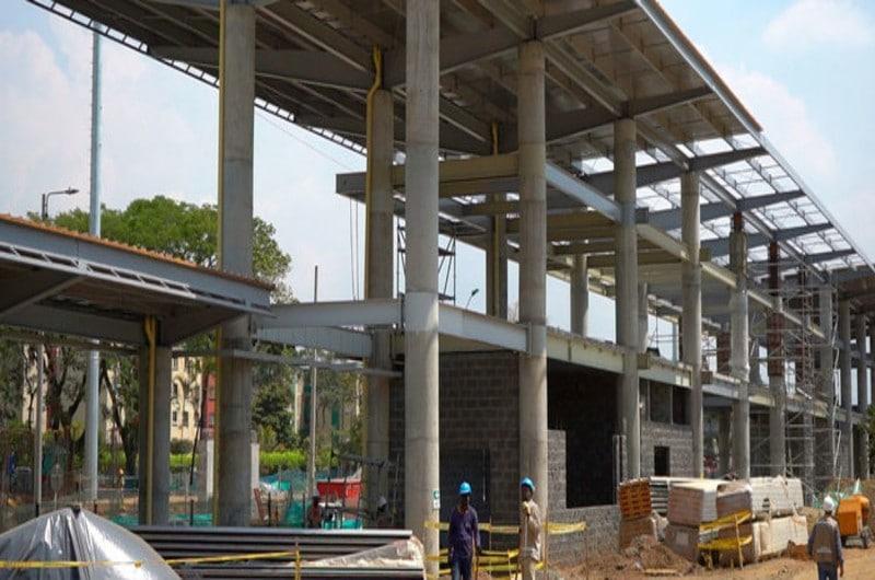 Cali: Avanzan obras de la Terminal Intermedia Simón Bolívar del Mío