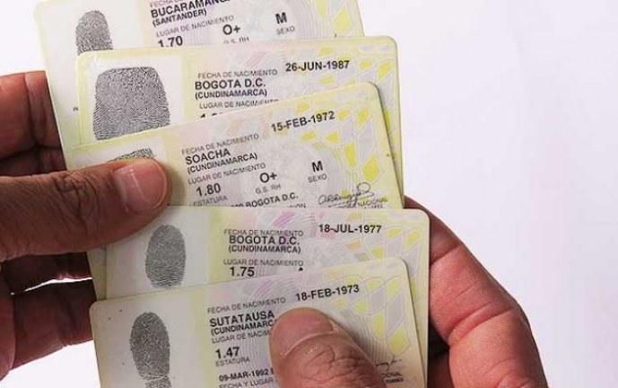 Más de un millón de documentos de identidad ya están listos para ser entregados