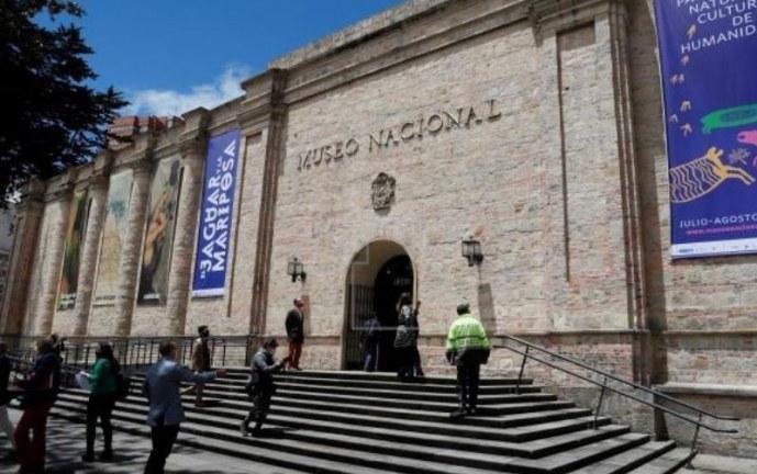 El Museo Nacional vuelve a abrir sus puertas