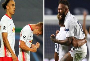 PSG vs Leipzig, en busca de un puesto en la final de Champions League