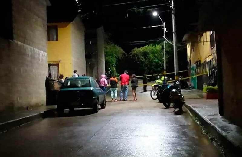 Tras nueva masacre de tres jóvenes, autoridades realizan consejo de seguridad