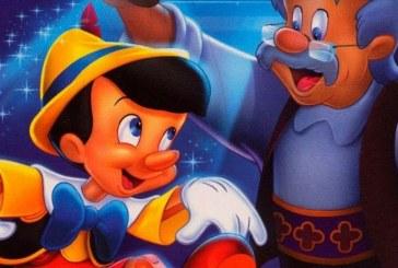 La nueva versión animada de Pinocho ya tiene actores confirmados