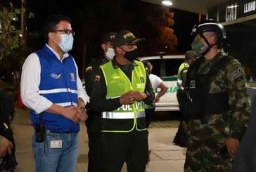 Policía Nacional destacó fortalecimiento de la seguridad en el Valle
