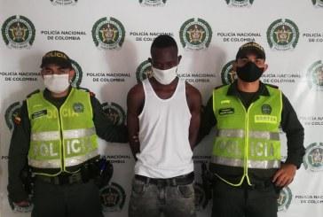 Por porte ilegal de armas fue capturado un hombre en buenaventura