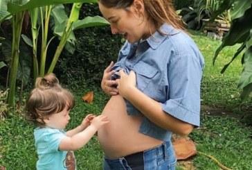 Taliana Vargas da a luz a su segundo hijo con Alejandro Eder