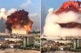 Videos: al menos seis muertos tras fuerte explosión en el puerto de Beirut