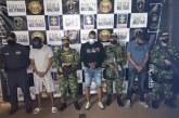 Autoridades capturaron en Cali a tres miembros de la banda delincuencial 'Las Zapatillas'