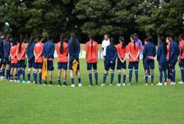 Selección Colombia Femenina entrena en Cali pensando en el Suramericano
