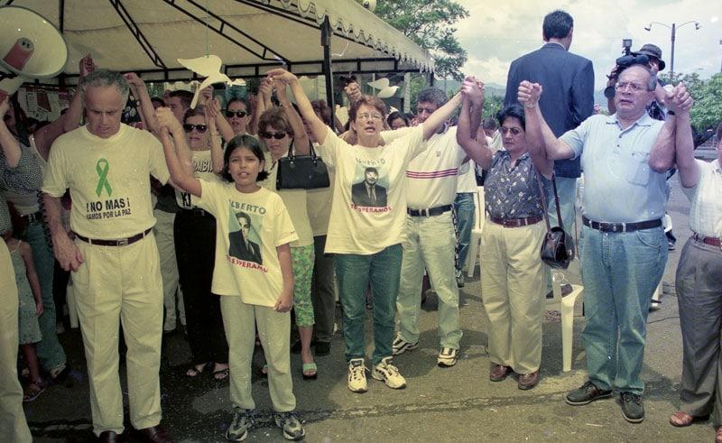 20 años del secuestro del Km 18: un conversatorio y eucaristía en honor a las víctimas