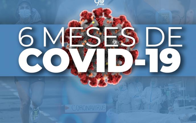 Seis meses de confinamiento: Colombia el quinto país más infectado