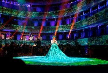 Con montaje de luces 'de lujo' se cumplió el primer concierto del Petronio Álvarez