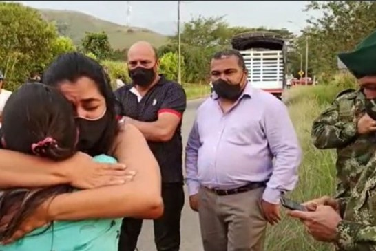 """""""En nuestros corazones no hay odio, no podemos responder con violencia"""" confiesa hermana de Juliana Giraldo"""