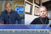 Exalcalde de Cali, Ricardo Cobo Lloreda, habló de los retos que vivió frente al secuestro del km 18