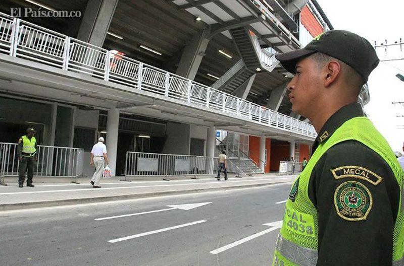 Con 300 policías buscarán controlar aglomeraciones durante partido de América