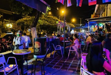 Cambio en las restricciones para bares y gastrobares en el país