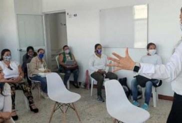 Casa de Mujeres Empoderadas de Buga reanudó labores y cursos presenciales