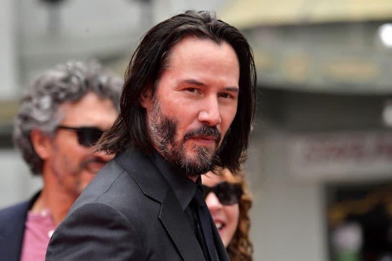 Keanu Reeves llega a sus 56 años y continúa siendo una leyenda del cine