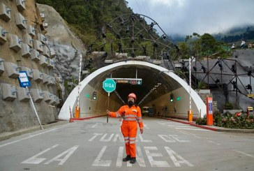 Abecé de la puesta en operación del Túnel de la Línea