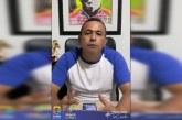 Alcalde de Yumbo, Jhon Jairo Santamaría, anunció que dio positivo para covid-19