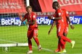 América de Cali ganó por W, frente al  Cúcuta Deportivo