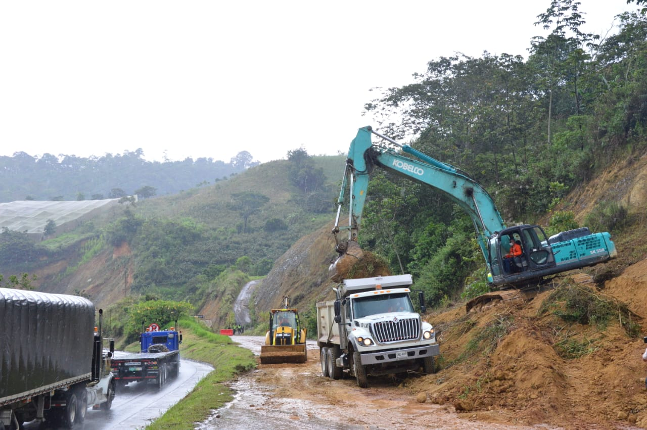 Inició la ampliación a doble calzada de la vía Buga-Buenaventura