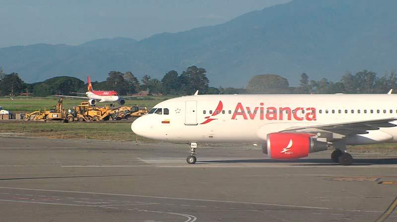Avianca reiniciará vuelos internacionales desde Colombia el 28 de septiembre