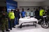 Cayeron en Dagua 'Los Borrero', banda que estaría dedicada al tráfico de droga
