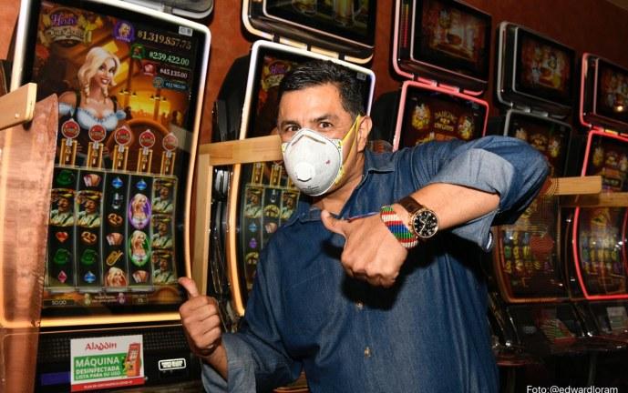 Casinos de Cali se encuentran listos para la reapertura