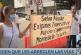 Representantes de corregimientos de Cali hicieron plantón para exigir mantenimiento de vías