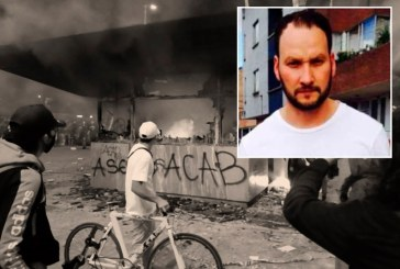 Revelan versión de los dos policías señalados de muerte de abogado en Bogotá