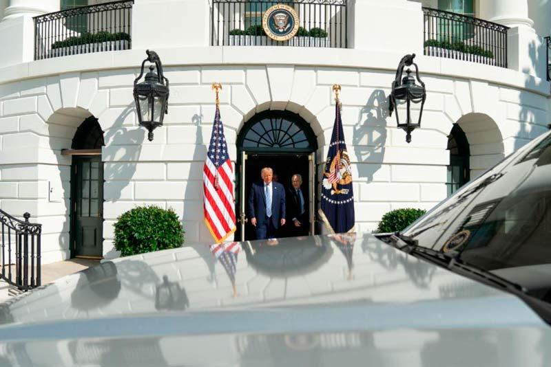 Los 11 detalles más sorprendentes de las declaraciones de impuestos de Trump