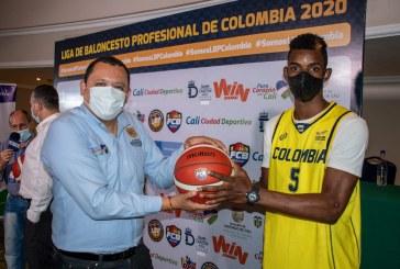 Ocho equipos del baloncesto colombiano disputarán la Liga en la 'Burbuja' de Cali