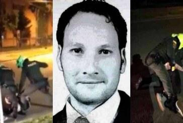 Se entregó Juan Camilo Lloreda, segundo patrullero involucrado en homicidio de Javier Ordóñez