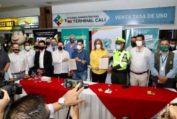 Terminal de Transporte de Cali comienza a operar a cualquier municipio del país sin restricciones