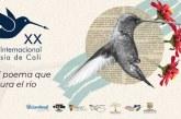 XX Festival Internacional de Poesía de Cali será de forma virtual entre el 9 al 13 de septiembre