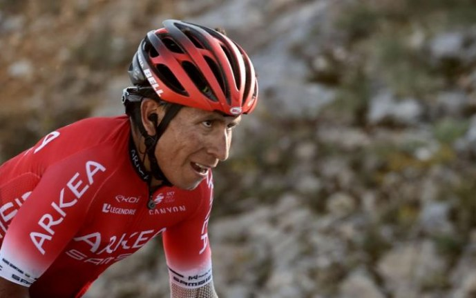 """Nairo se defiende tras investigación por doping: """"he sido un corredor limpio toda mi vida deportiva"""""""