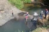 Dos jóvenes murieron ahogados en una quebrada, cerca al Zoológico de Cali