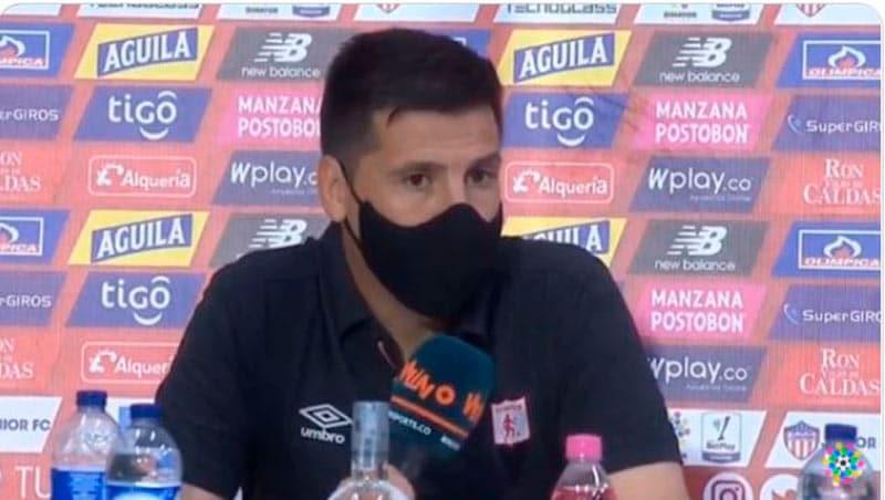 Juan Cruz Real no será más el Director Técnico del América de Cali