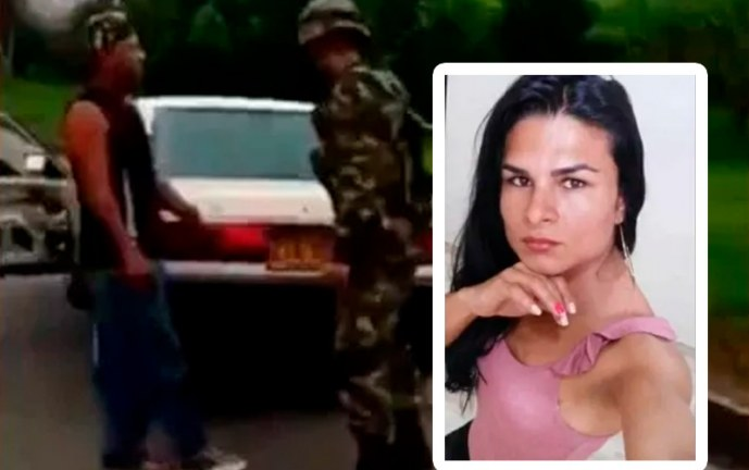 "Ejército dice que ""soldado disparó al piso, bala rebotó y mató a Juliana"""