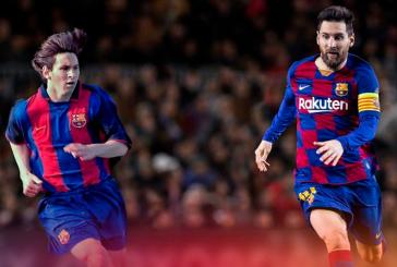 Lionel Messi: Dos décadas en el Barcelona y en la gloria del fútbol mundial