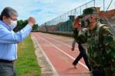 Ministro de Defensa pide no equiparar a militares con delincuentes