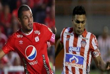América vs Junior en el Pascual Guerrero, un duelo con gran expectativa