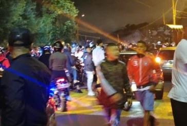 """""""No tenemos jurisdicción más allá del Km 18"""": Secretario de Movilidad tras hechos del domingo"""