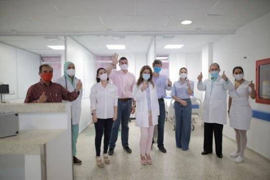 La nueva Sala de Observación del Hospital Raúl Orejuela de Palmira será dotada por Gases de Occidente