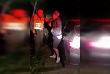 Tras persecución a vehículo en señal de pare, capturado hombre en La Victoria