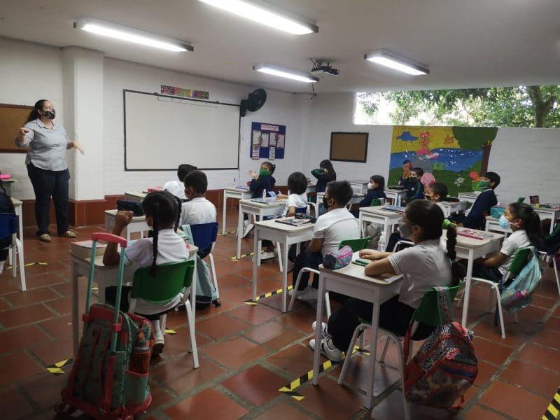 Administración Distrital anunció nuevas medidas de alternancia educativa
