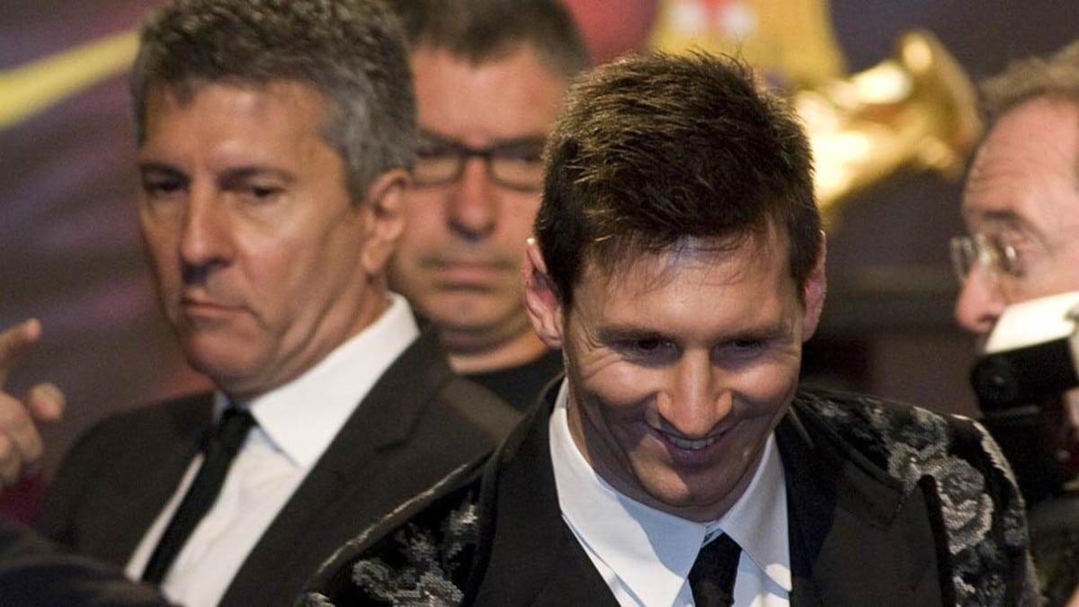 ¿Cada vez más cerca la salida de Messi? Hasta su padre entró en la 'pelea'