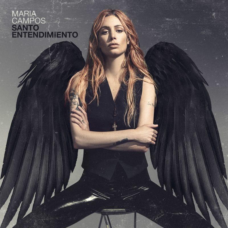 """""""Santo Entendimiento"""", el nuevo álbum de la cantautora argentina María Campos"""