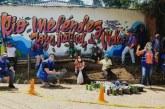 El arte urbano se vuelve una excusa para incentivar el cuidado del medio ambiente